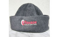 Fleece Hat Finkelde Logo